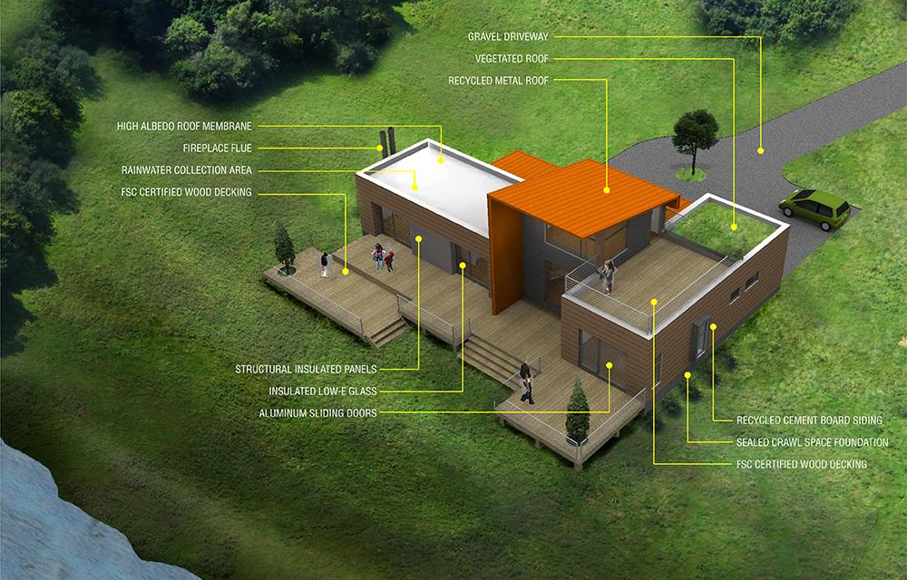 Architecture - LAKE HOUSE - Ossa Studio